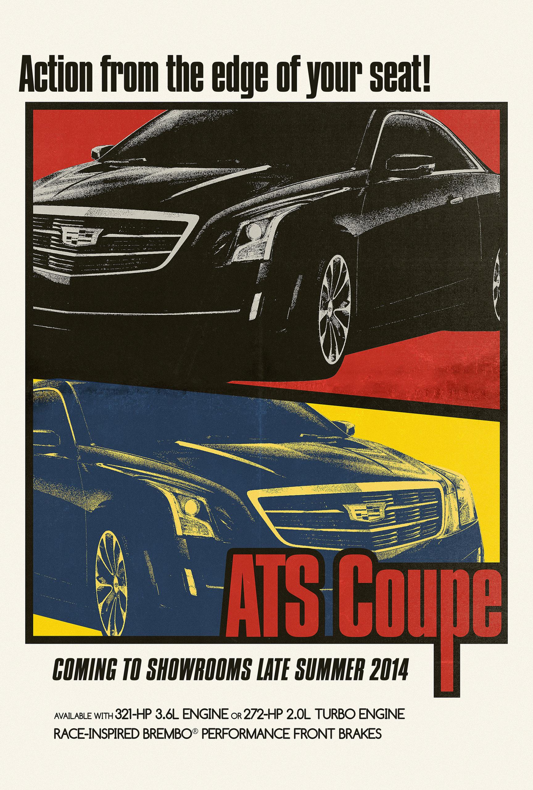 Cadillac: Oscar Posters