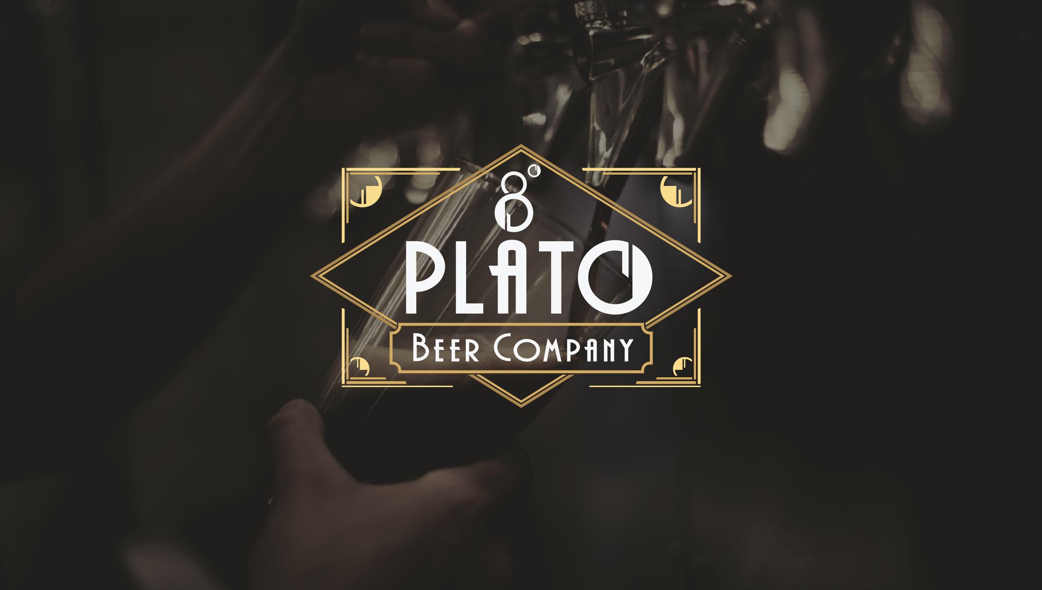8 DEGREES PLATO BEER COMPANY